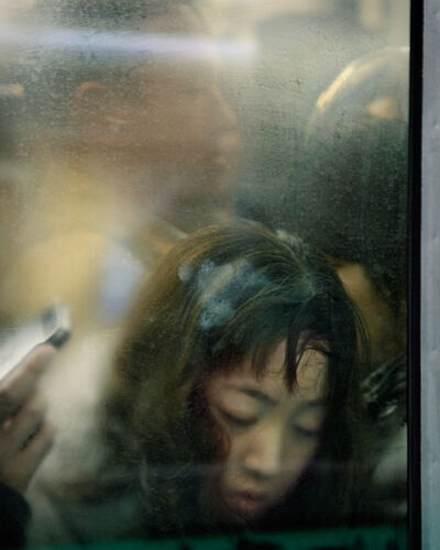Michael Wolf, 'Tokyo Compression #98', 2009