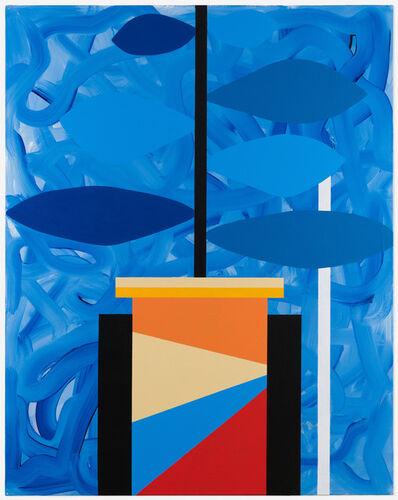 Aaron Waghorn, 'The dangling conversation', 2019