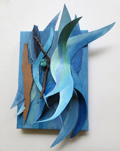 Gillian Bradshaw-Smith, 'Moon Litter #1', 2016