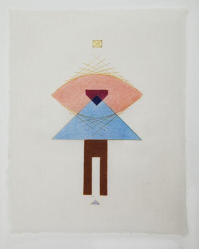 Tayo Heuser, 'Sealed Letter', 2012