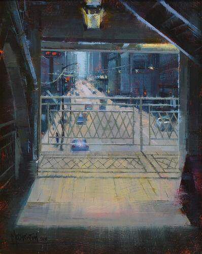 Jennifer McChristian, 'Adams/Wabash Station', 2016