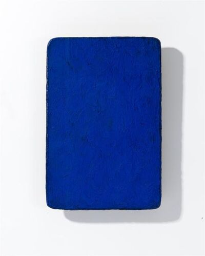Yves Klein, 'Monochrome bleu, IKB 280', 1957
