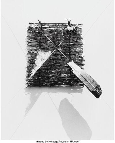 Laurence Bach, 'Still-Lifes (three photographs)', circa 1983