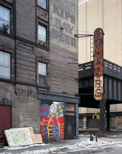 Brian Rose, 'West 17th Street and Tenth Avenue, 1985', 1985