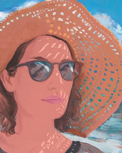 Sebastian Blanck, 'Sun Hat', 2018