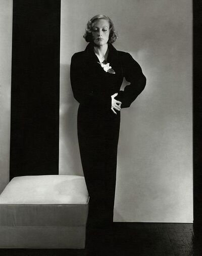 Edward Steichen, 'Joan Crawford', 1984