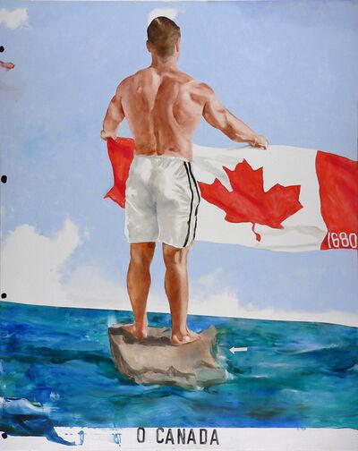 Jack Balas, 'O CANADA', 2018