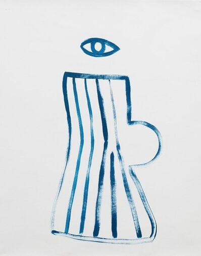 Anabella Papa, 'jarra ojo arriba', 2015