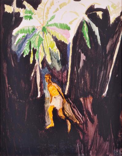 Peter Doig, 'Fisherman', 2014