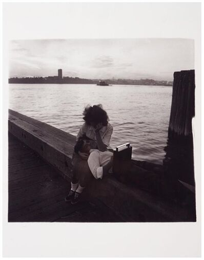 Diane Arbus, 'Couple on a Pier, N.Y.C.', 1963
