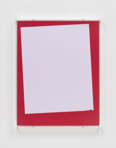 Ebbe Stub Wittrup, 'After Matyushin's Guide to Color #33', 2014-2017