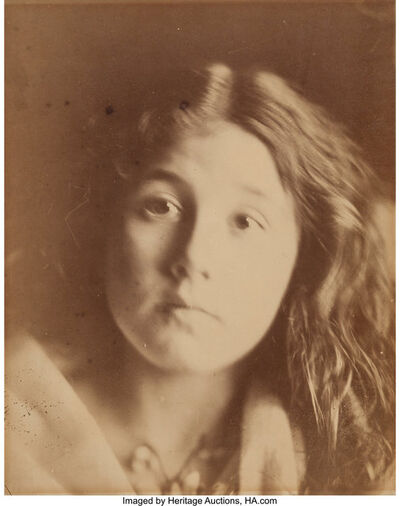 Julia Margaret Cameron, 'Kate Keown', 1866
