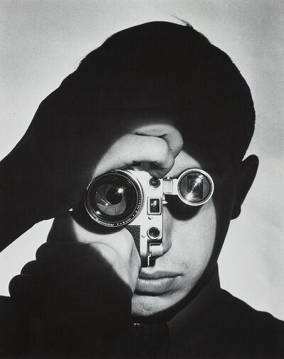 Andreas Feininger, 'The Photojournalist (Dennis Stock)', 1955