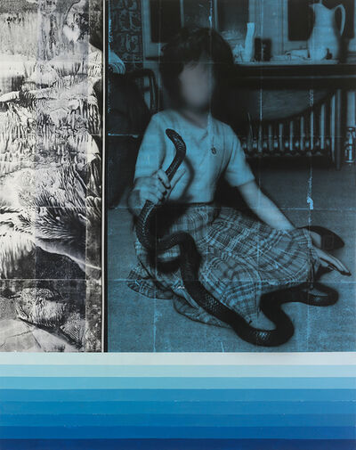 Mircea Suciu, 'Me and the Devil (color palette series)', 2017