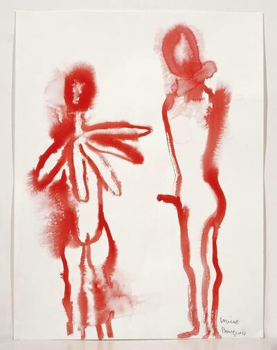 Louise Bourgeois, 'COUPLE', 2007