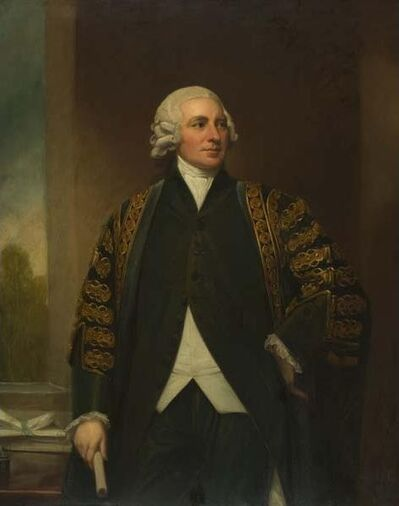 George Romney, 'Portrait of Lord Melville', 18th century
