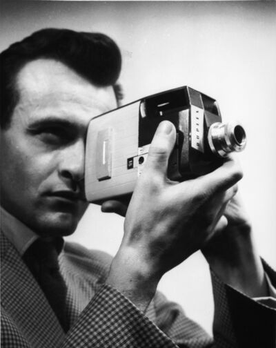 Roger Tallon, 'Movie camera Duplex 9,5 mm for Pathé', 1954