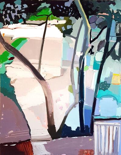 Boaz Noy, 'Rain Balcony', 2019
