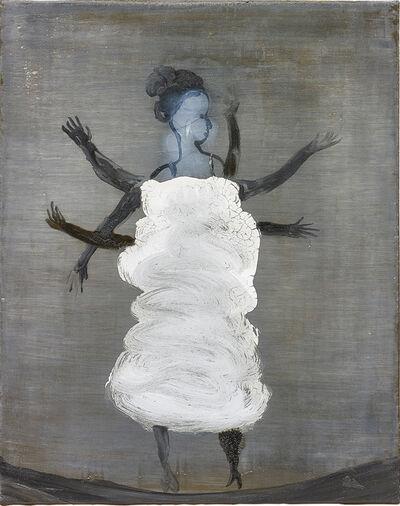 Norbert Schwontkowski, 'die Geliebte von drüben', 2006