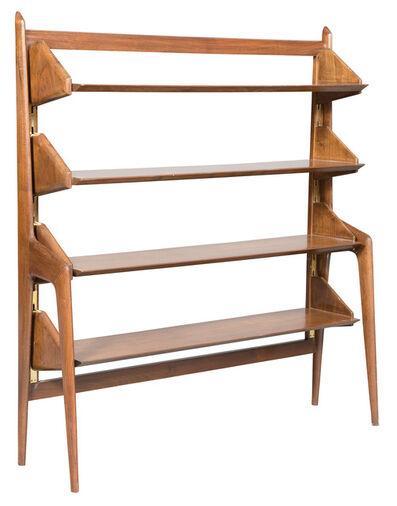 Ico and Luisa Parisi, 'Walnut Bookcase', 1955