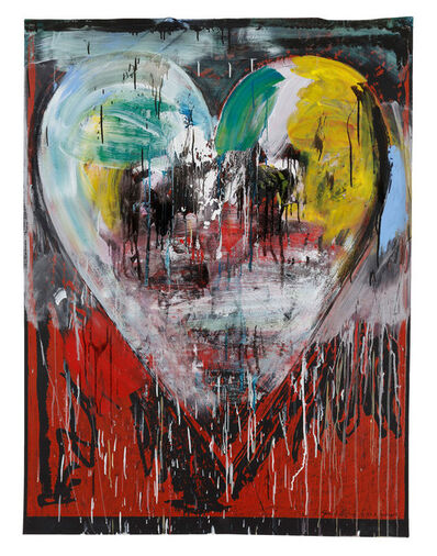 Jim Dine, 'Moon over Madison #4', 2020