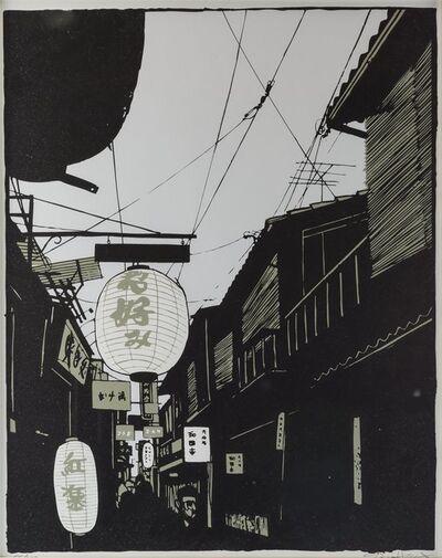 Evan Hecox, 'Kyoto Street', 2004