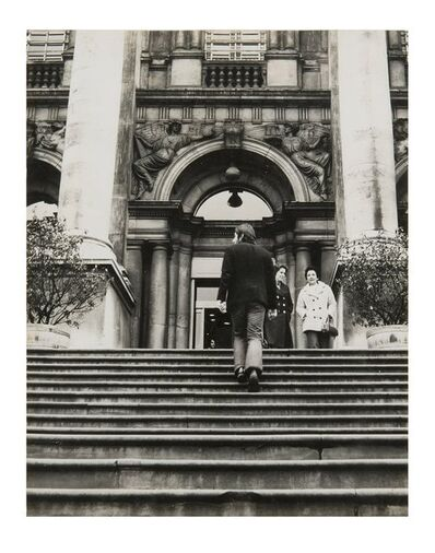 Keith Arnatt, 'I Have Decided To Go To The Tate Gallery Next Friday', 1971