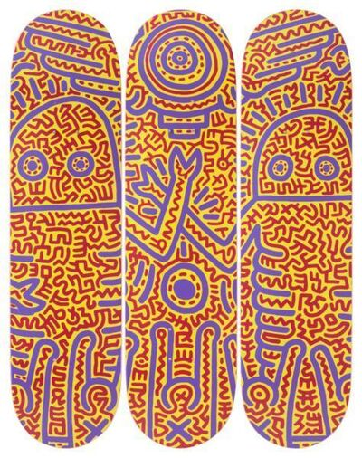 Keith Haring, 'Untitled 1984', 2019