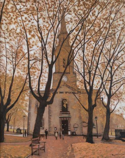Reuben Colley, 'St Paul's Church I ', 2020