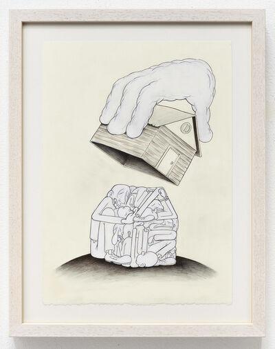Jeff Ladouceur, 'House (Shucker)', 2017