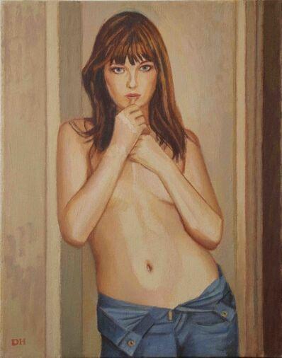 Duncan Hannah, 'Jane B.', 2013