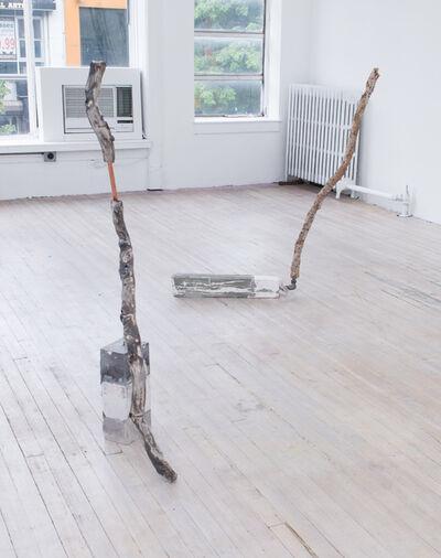 Afra Al Dhaheri, 'Untitled (Gestural)', 2017