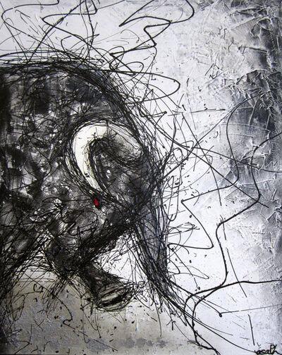 Asaph Maurer, 'Bull 1', 2018