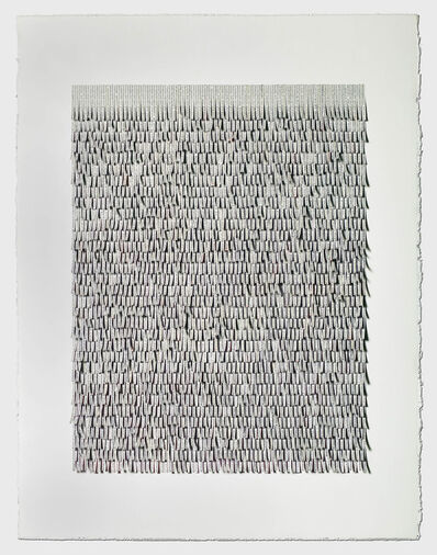 Meg Hitchcock, 'Mantra 02 (Crown Mantra)', 2019