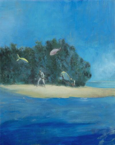 Danilo Buccella, 'La pazzia del mare', 2019
