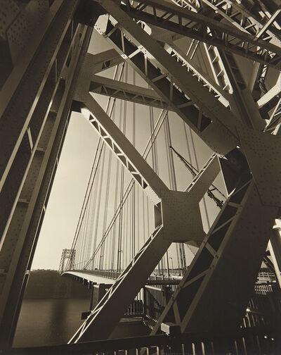 Edward Steichen, 'George Washington Bridge, New York', 1931