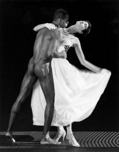 Robert Mapplethorpe, 'Thomas and Dovanna', 1986