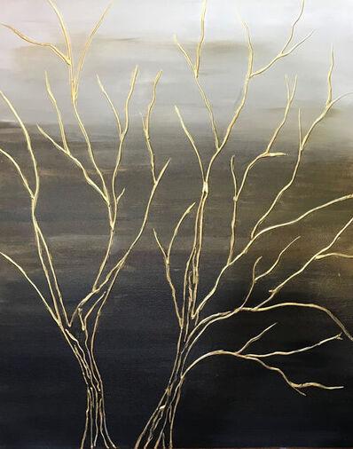 Fabiana Walsh, 'Golden tree', 2019