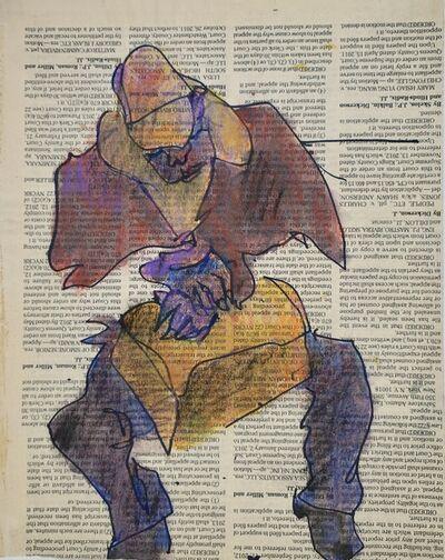 Hank Virgona, 'Subway: A Hard Day [NY Law Journal]', ca. 2013