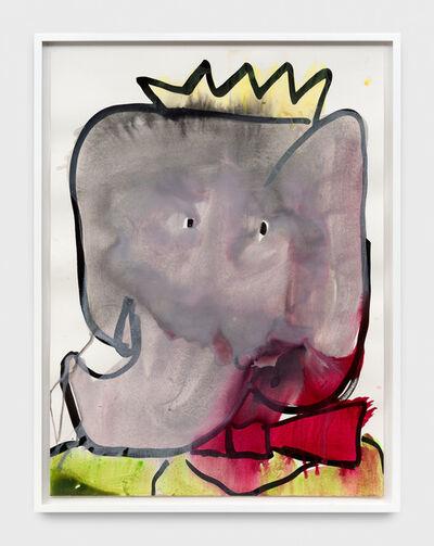 Katherine Bernhardt, 'Untitled', 2018