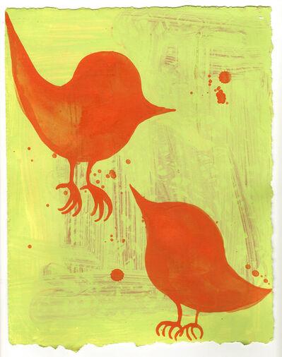 Helen Oji, 'Little Birdies', 2012