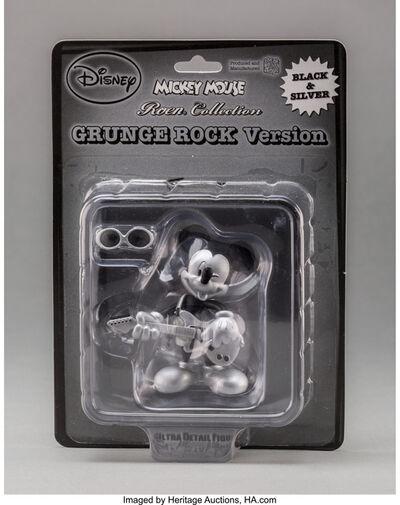Walt Disney Productions, 'Mickey Mouse, Grunge Rock Version', 2012