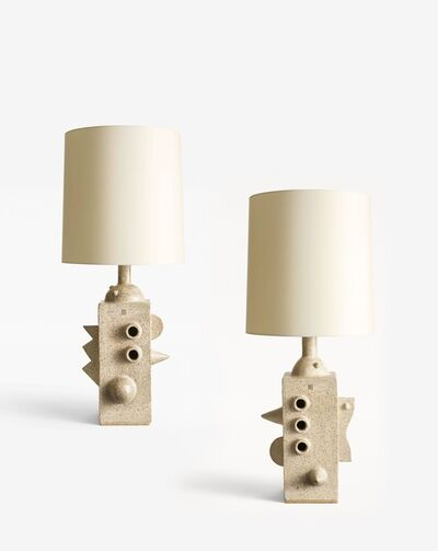 Carlos Otero, 'Untitled Lamps', 2020