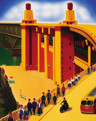 Pan Dehai, 'The Past- Bridge ', 2012