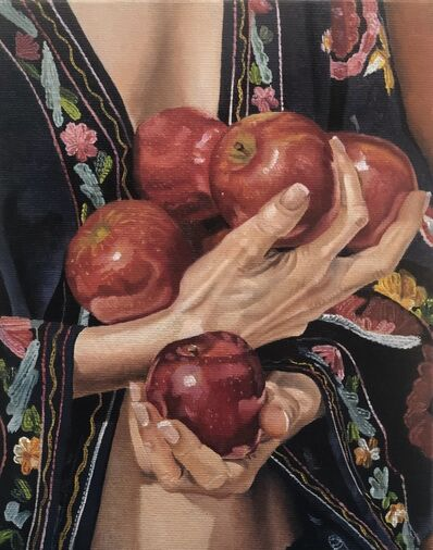 Teresa Brutcher, 'An Apple A Day', 2019