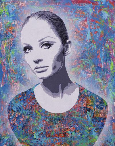 Lukas Avalon, 'Mona', 2014