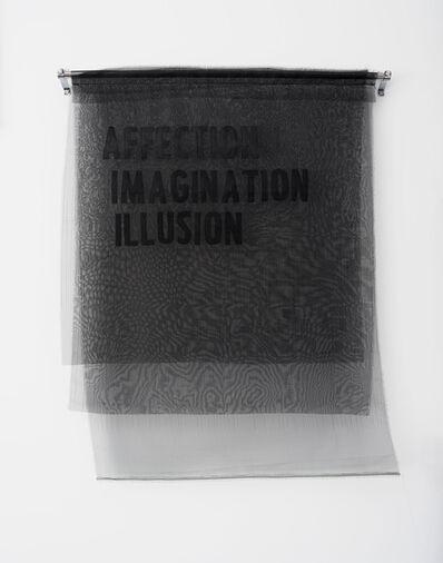 Joël Andrianomearisoa, 'Affection, Imagination, Illusion', 2015