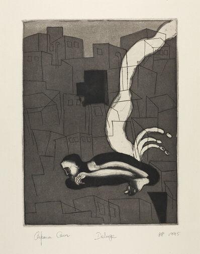 Arpana Caur, 'Deluge', 1995