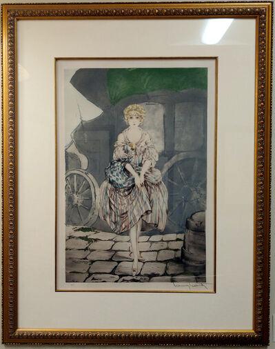 Louis Icart, 'Manon', 1927