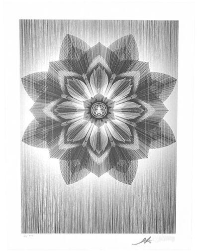 Shepard Fairey, 'STARDUST (Black & Silver) Kai & Sunny X Shepard Fairey', 2013